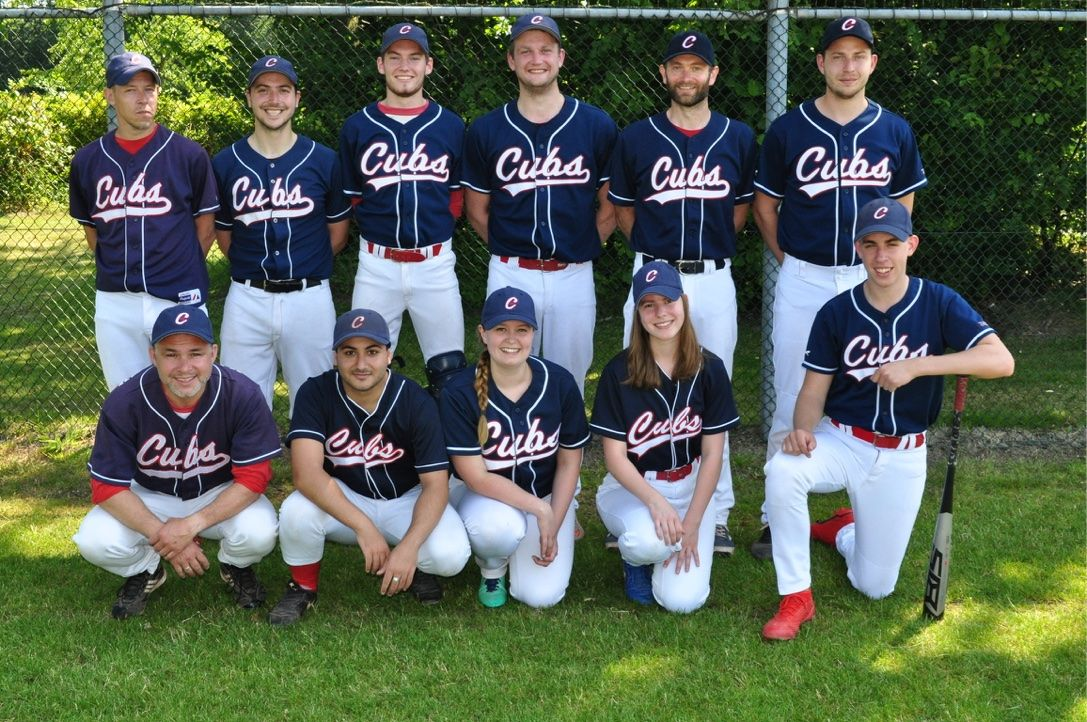 Cubs Heren Honkbalteam 2019