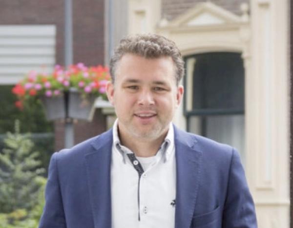 Martijn Hartgerink algemeen bestuurslid
